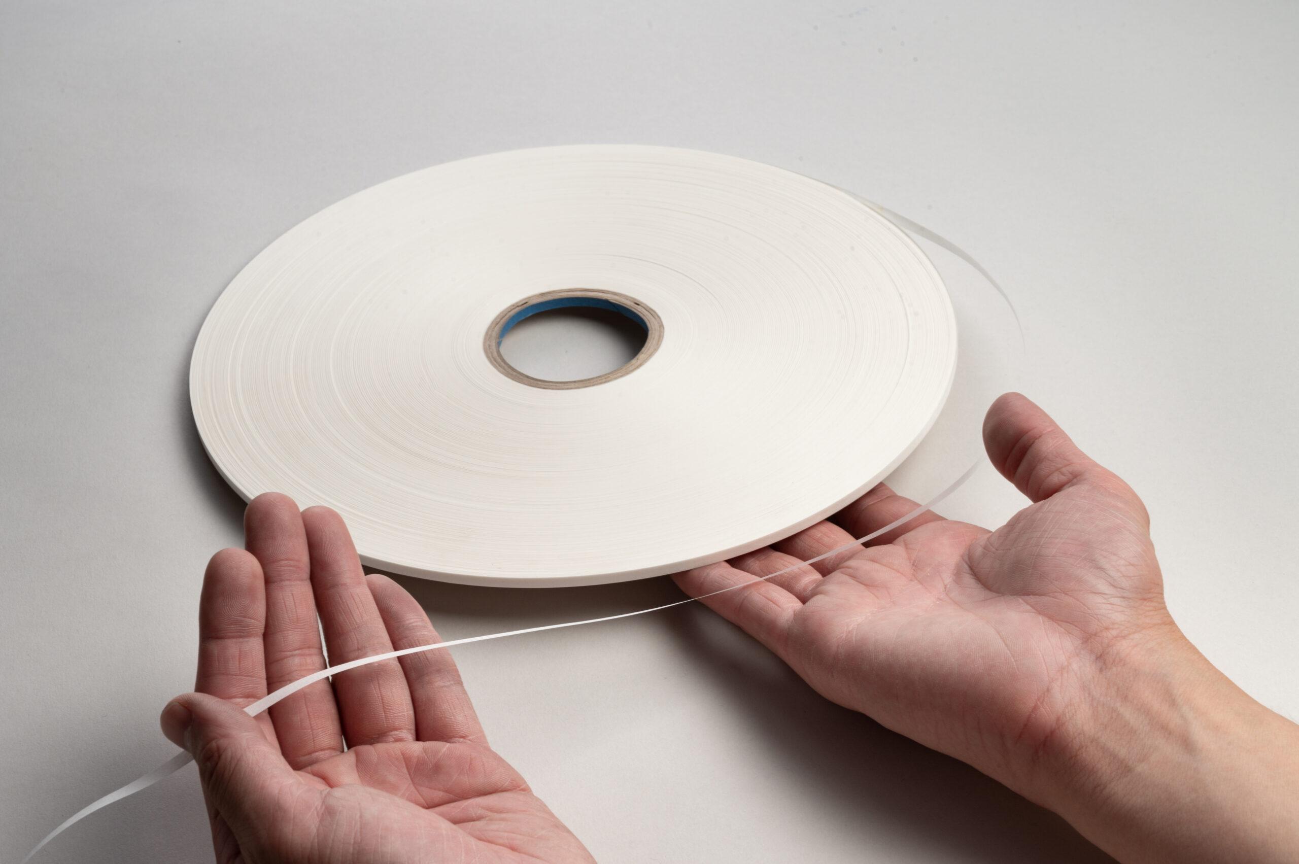 レコード巻きスリット加工品